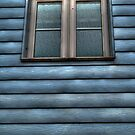 Window in Wood by PaulHealey