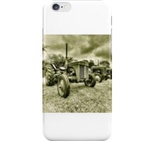 Mostly mono fergies iPhone Case/Skin