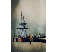 Portarlington Pier #7 Photographic Print