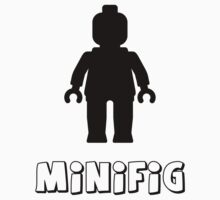 Minifig [Black], Customize My Minifig by ChilleeW