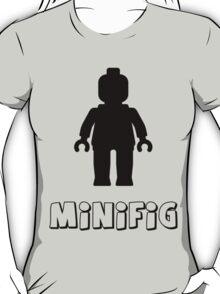 Minifig [Black], Customize My Minifig T-Shirt