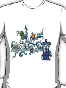 Tardis Bad Guys T-Shirt