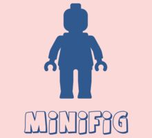 Minifig [Blue], Customize My Minifig by Customize My Minifig
