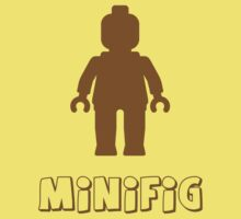 Minifig [Brown], Customize My Minifig by Customize My Minifig