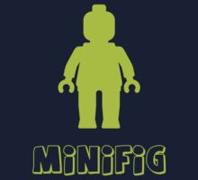 Minifig [Lime Green], Customize My Minifig by Customize My Minifig