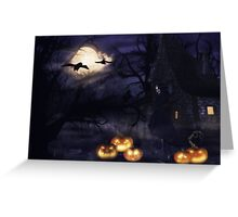 Witch house 6 Greeting Card