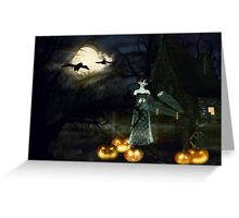 Witch house 7 Greeting Card