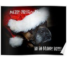 Ho Ho Bloody Ho!!!! Poster