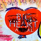 Big Heart, and Grumpy Bean by MardiGCalero