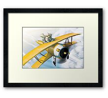 from the Vault - Born to Fly Framed Print