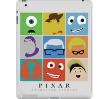 Disney Pixar Characters iPad Case/Skin