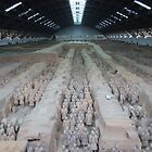Terracotta Warriors by georgieporgie
