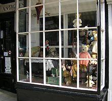 Window Shopping by Manda02