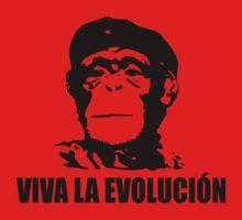 Viva La Evolucion by humerusbone