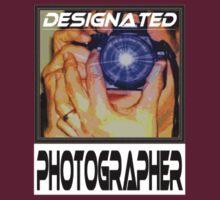 Designated Photographer Logo (women's) by Daniela Weil