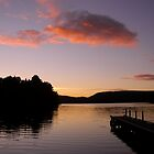 New Zealand Lake by plosker