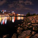 The Nashville Shoreline by joshunter