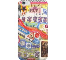 For better or for worse iPhone Case/Skin
