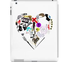 I Love Lady Gaga iPad Case/Skin