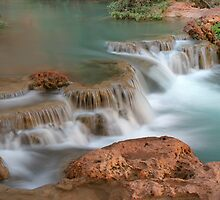 Havasu Creek by Christophe Testi