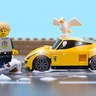 Lego car wash by Kevin  Poulton - aka 'Sad Old Biker'