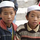 Two Young Boys by georgieporgie