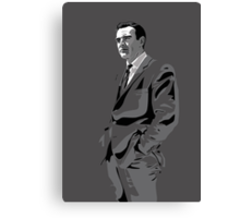Connery 007 Canvas Print