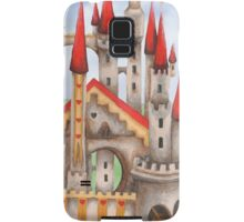 Hearts and Turrets Samsung Galaxy Case/Skin