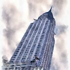 Chrysler Building NYC by Edward Fielding