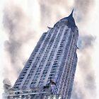 Chrysler Building NYC by Edward Fielding