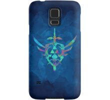 Skyward Sword Blue Samsung Galaxy Case/Skin