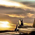 Lightning at Sunset by PhilEAF92