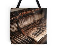 Out of Tune Tote Bag