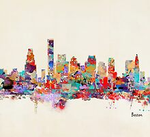 Boston Massachusetts  by bri-b