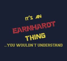It's an EARNHARDT thing, you wouldn't understand !! by itsmine