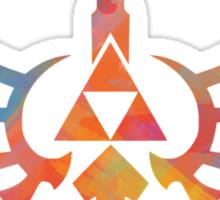 Skyward Sword Orange Alt Sticker