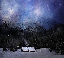 Winter fairy tale by Kurt  Tutschek