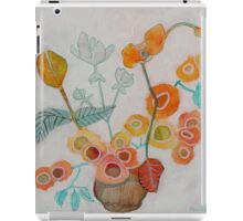 Orange Blossoms iPad Case/Skin