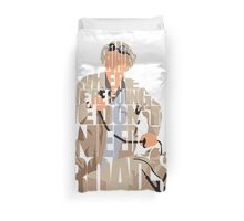 Emmett Brown Duvet Cover