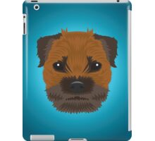 Border Terrier  iPad Case/Skin