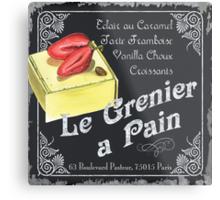Le Grenier a Pain Metal Print