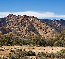 Flinders Ranges by morealtitude