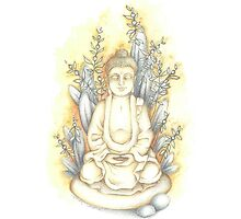 I luv Buddha by Nancy Isabelle Labrie