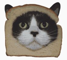 Breaded Inbread Cat Breading by TheShirtYurt