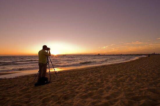Sunset Photographer by AustralianImagery