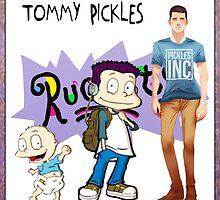 Isaiah Stephens - Tommy Pickles by NDewert