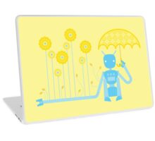 12 Months of Robots - August Laptop Skin