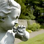Cherub at Blair Castle by miclile