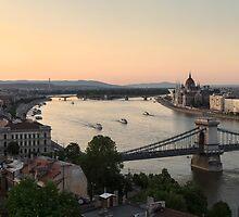 BUDAPEST 05 by Tom Uhlenberg