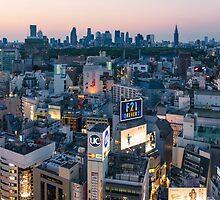 TOKYO 23 by Tom Uhlenberg